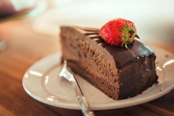 schokolade für valentinstag