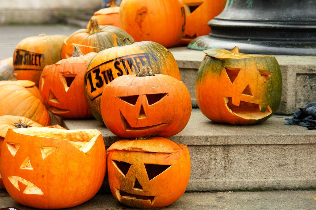 Der Ursprung von Halloween- wie das Fest zum Gruseln zu uns kam