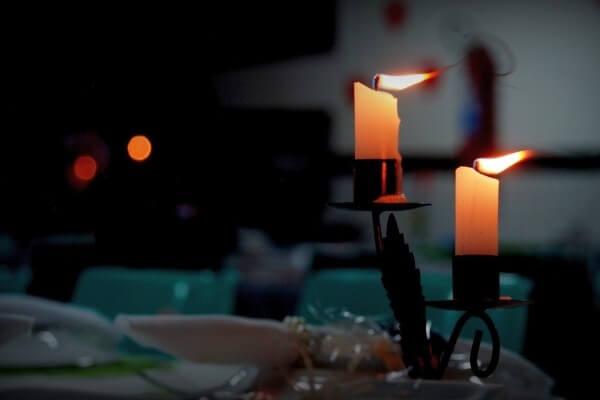 Erlebnisgeschenke: Dinner im Dunkelrestaurant