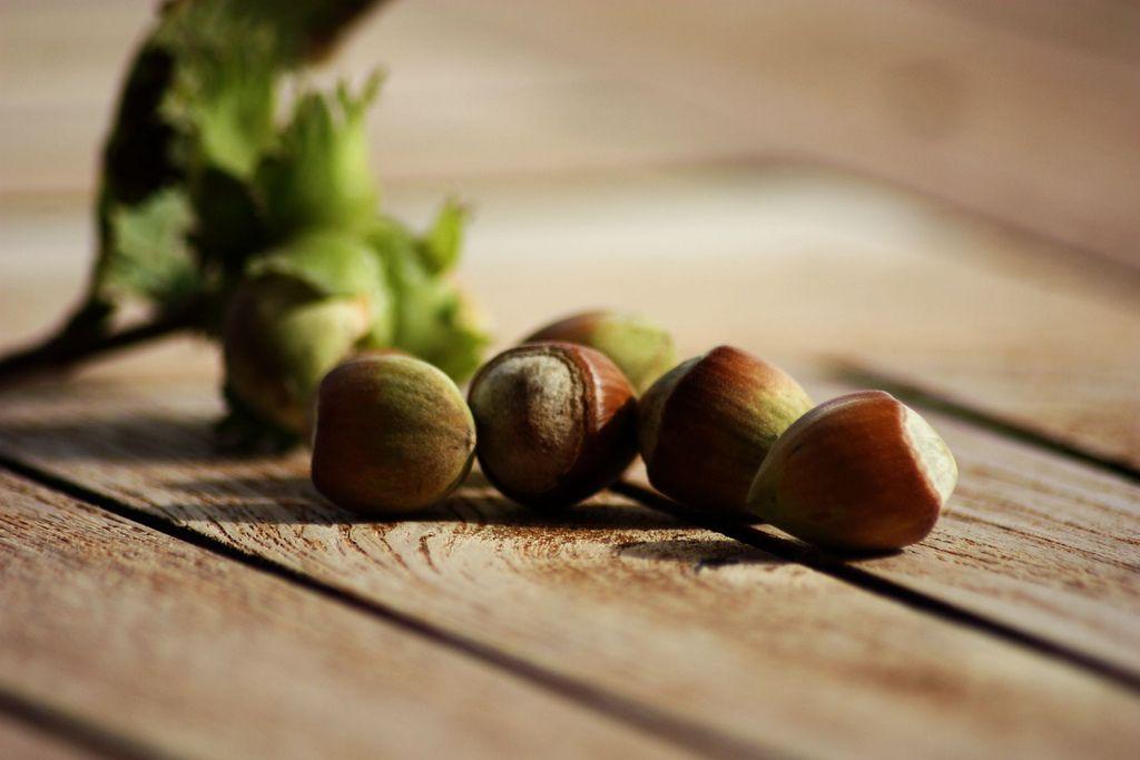 Nüsse und Kalorien