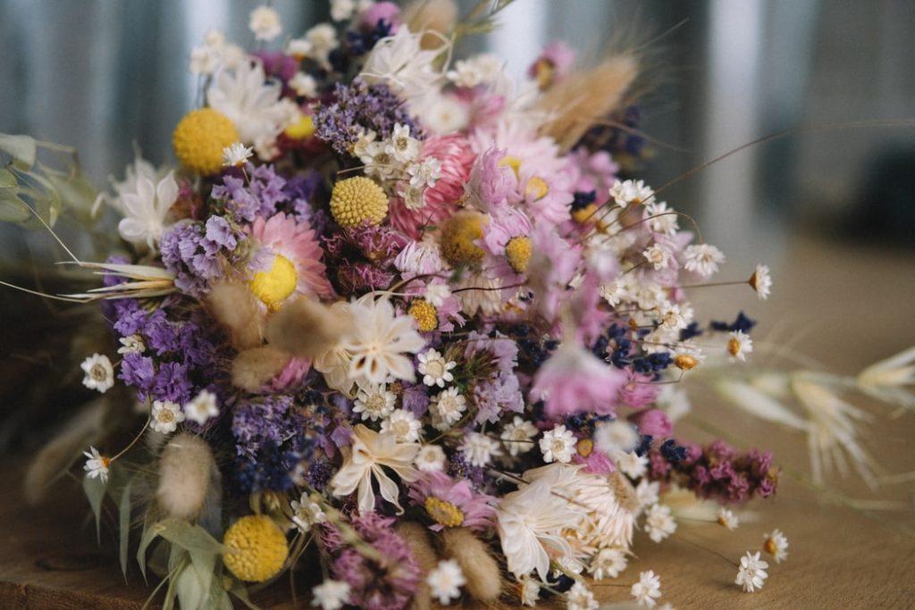 Blumen und Gedichte zum Muttertag