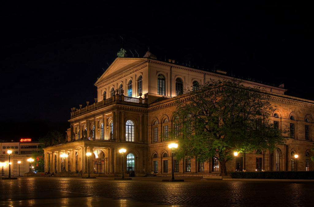 Sehenswürdigkeiten in Hannover