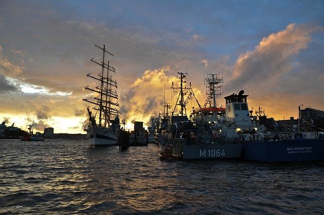 Hamburg-Hafenrundfahrt
