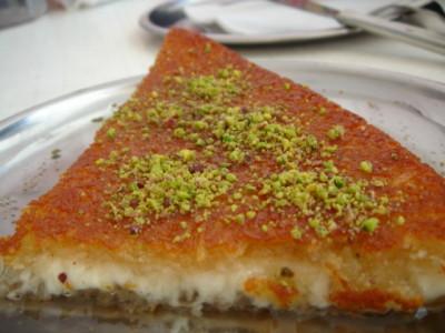 Künefe Rezept - die türkische Nachspeise