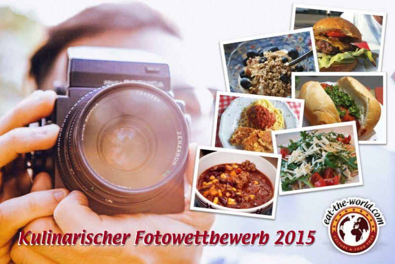 Kulinarischer Fotowettbewerb 2015