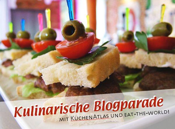 Kulinarische Blogparade 2015