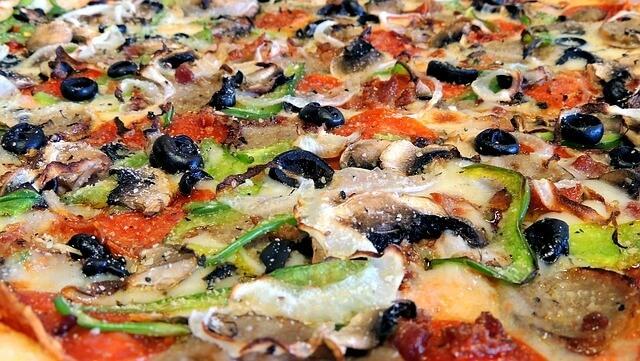 Pizzabrötchen-Rezept-Belag