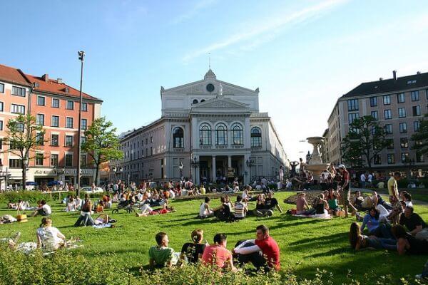 Glockenbachviertel-Gärtnerplatz