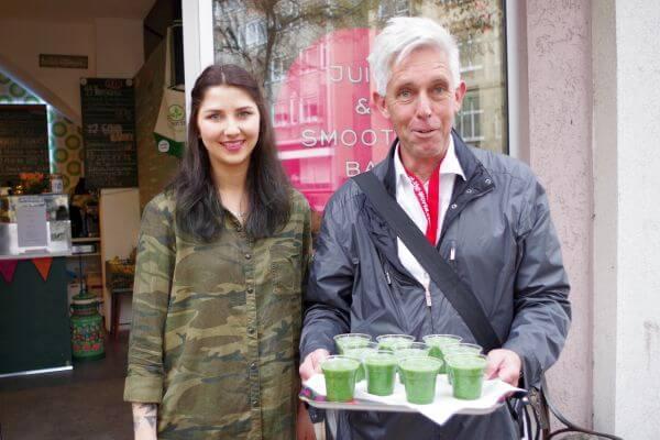 Heusteigviertel und Stuttgart-Süd: Unsere neue kulinarische Tour!
