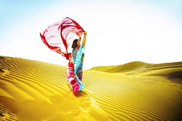 Urlaub-Tipps für Dubai von Jasmin Taylor
