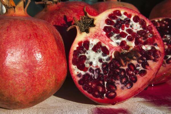 Granatapfel Rezepte Frucht