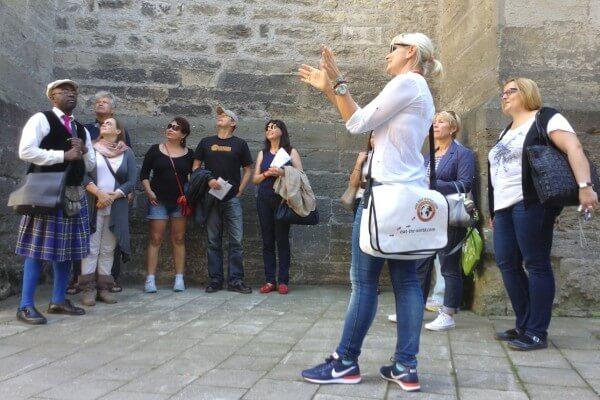 Kulturjobs: Stadtführer werden bei eat-the-world!