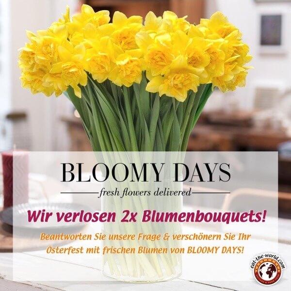 Bloomy Days Gewinnspiel