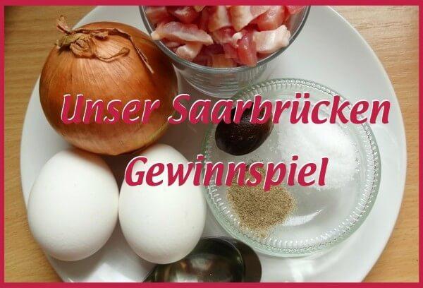 Unser Saarbrücken Gewinnspiel