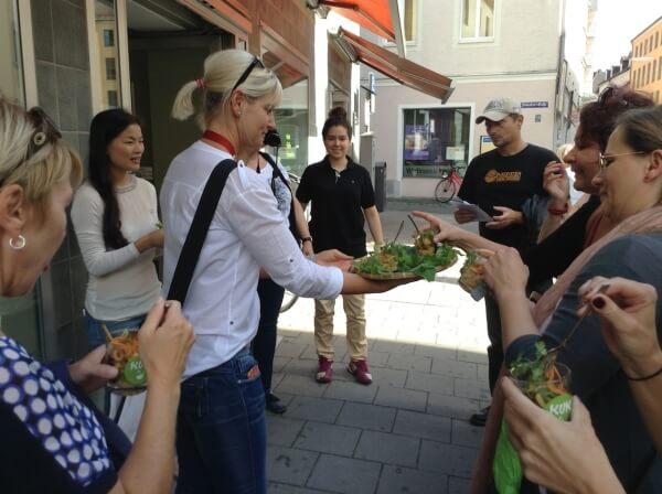 Saarbrücken Tour durchs Nauwieser Viertel