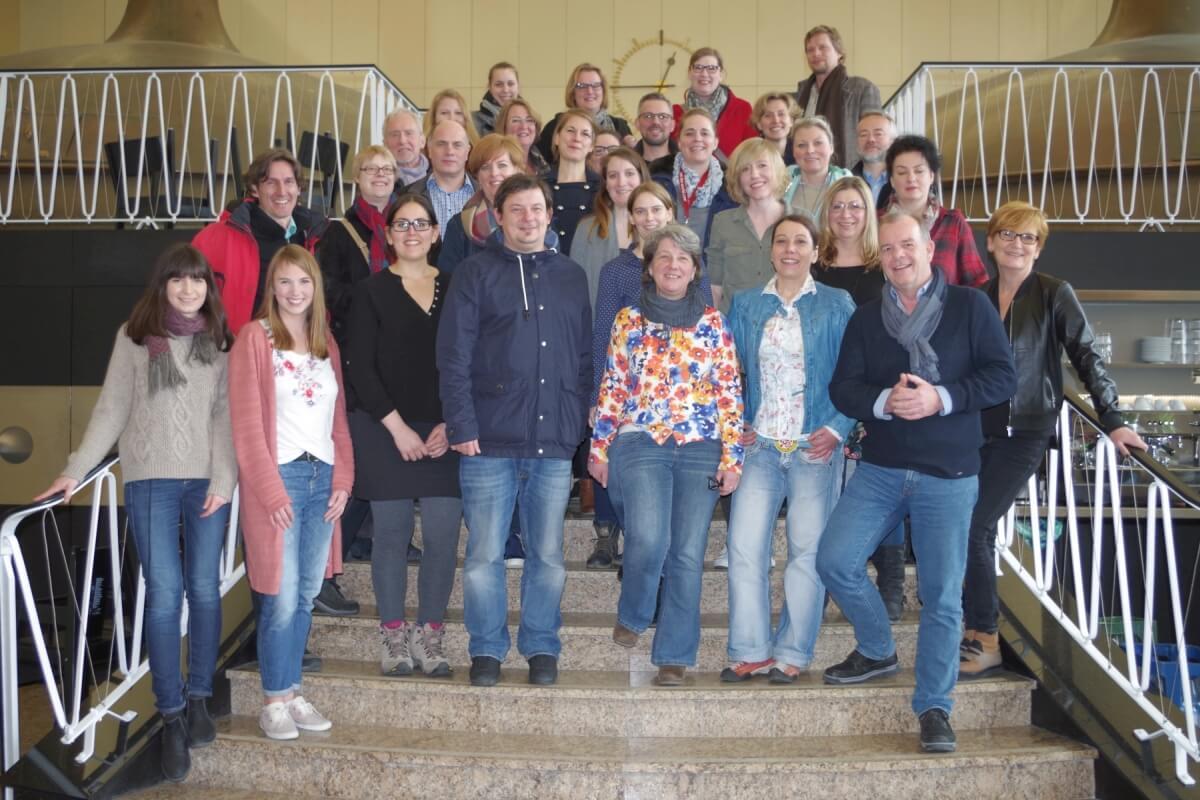 Koordinatoren-Versammlung 2017