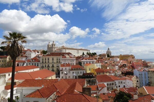 Städtetrip Lissabon