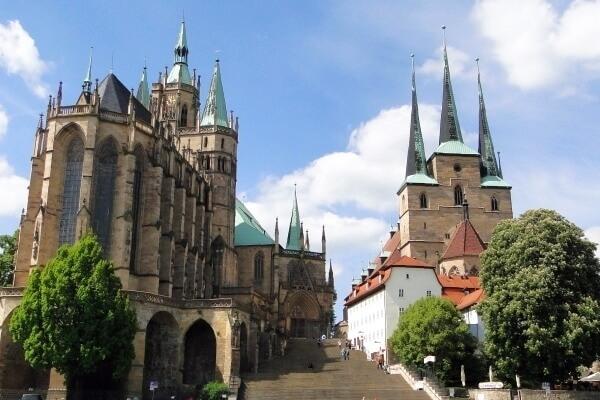 Thüringer Bachwochen 2017 - auch im Erfurter Dom