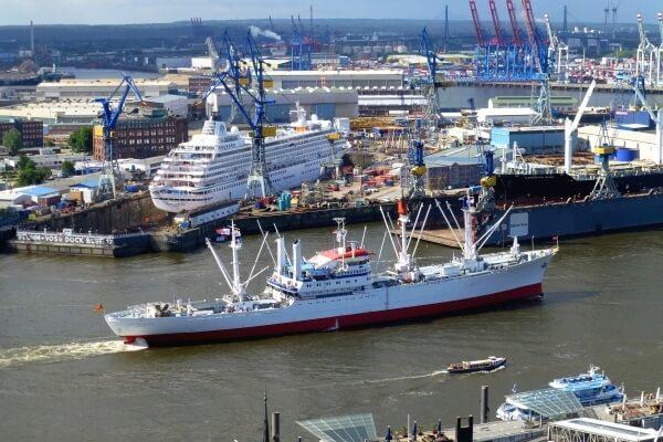 Hamburger Hafenfest 2017 – das maritime Volksfest