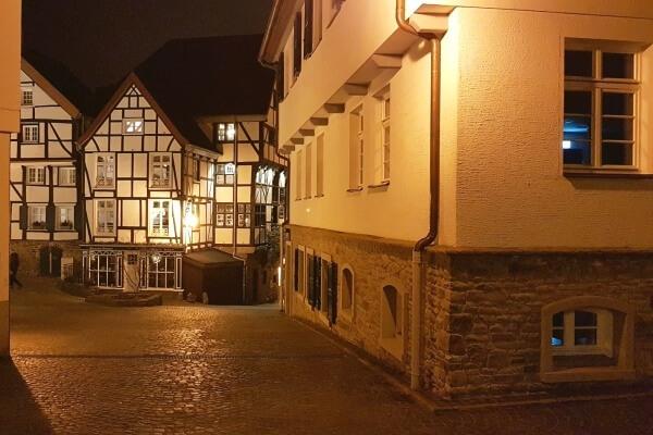 Das Schloss Broich und das romantische Stadtbild Mülheims – beides passt perfekt zusammen!