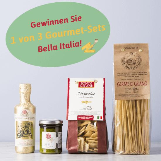 Chance für Genießer – Wir verlosen 3 Feinschmecker-Sets von DELINERO!