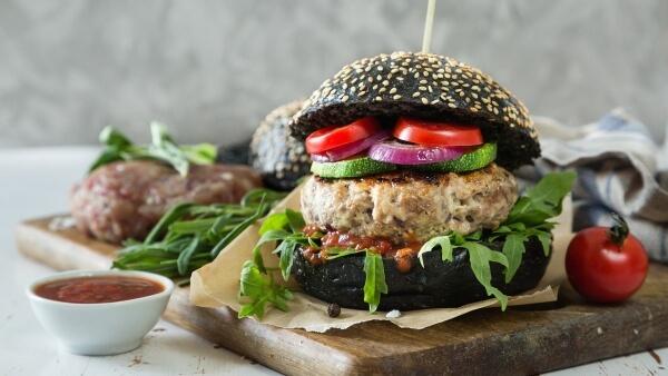 Vegane Burger aus Hannover