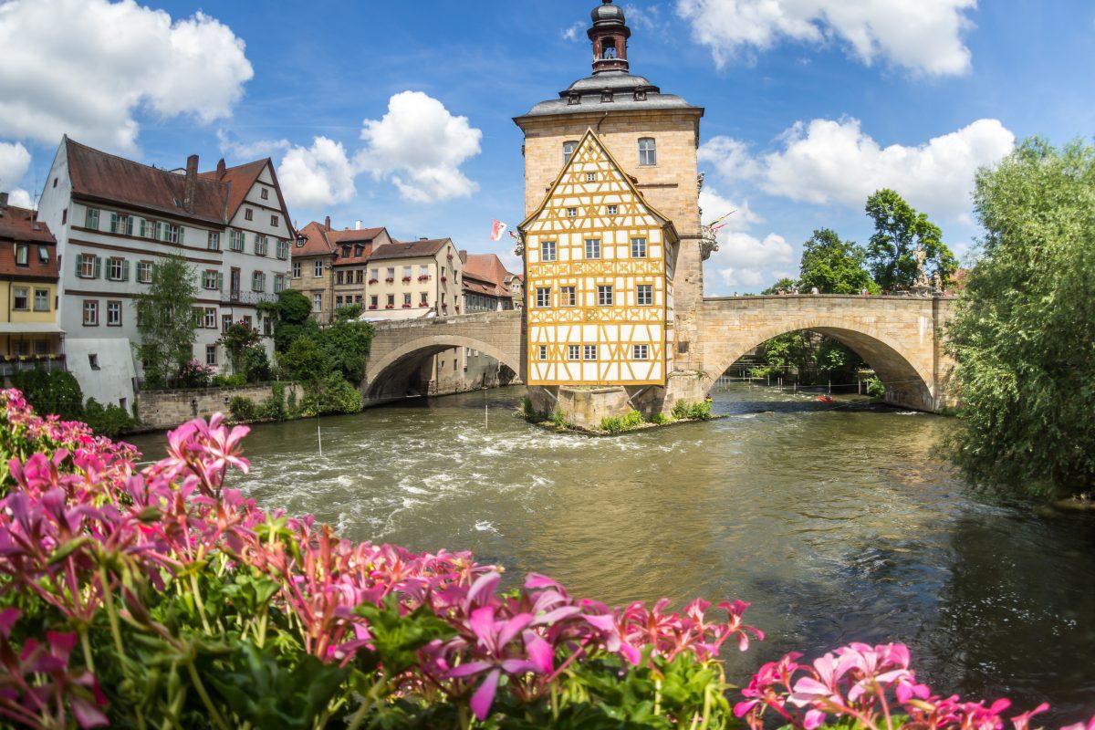 Bamberg Altstadt Stadtrundgang
