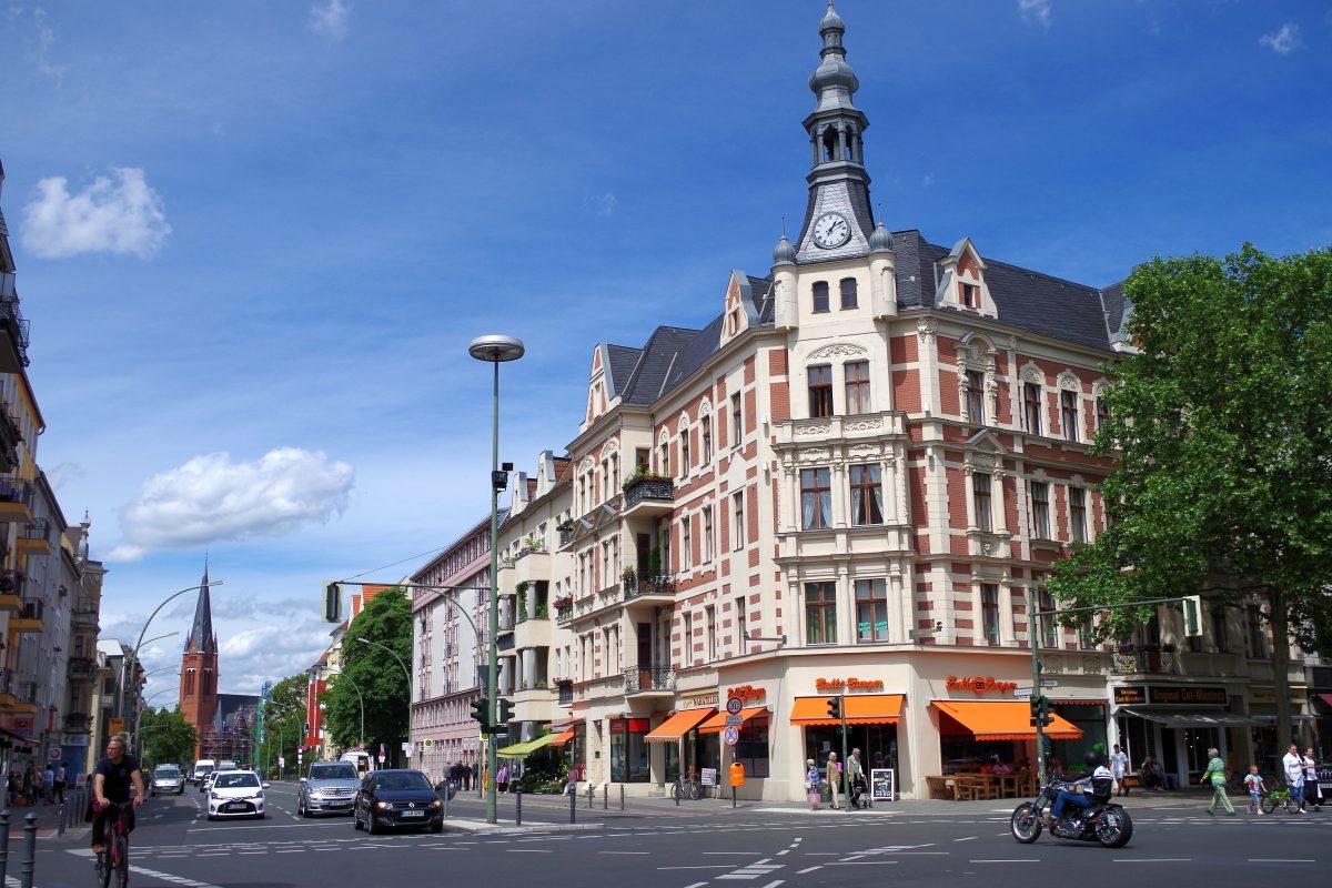 Berlin Friedenau Stadtrundgang