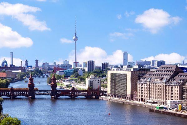 Berlin Berlin Friedrichshain-Tour
