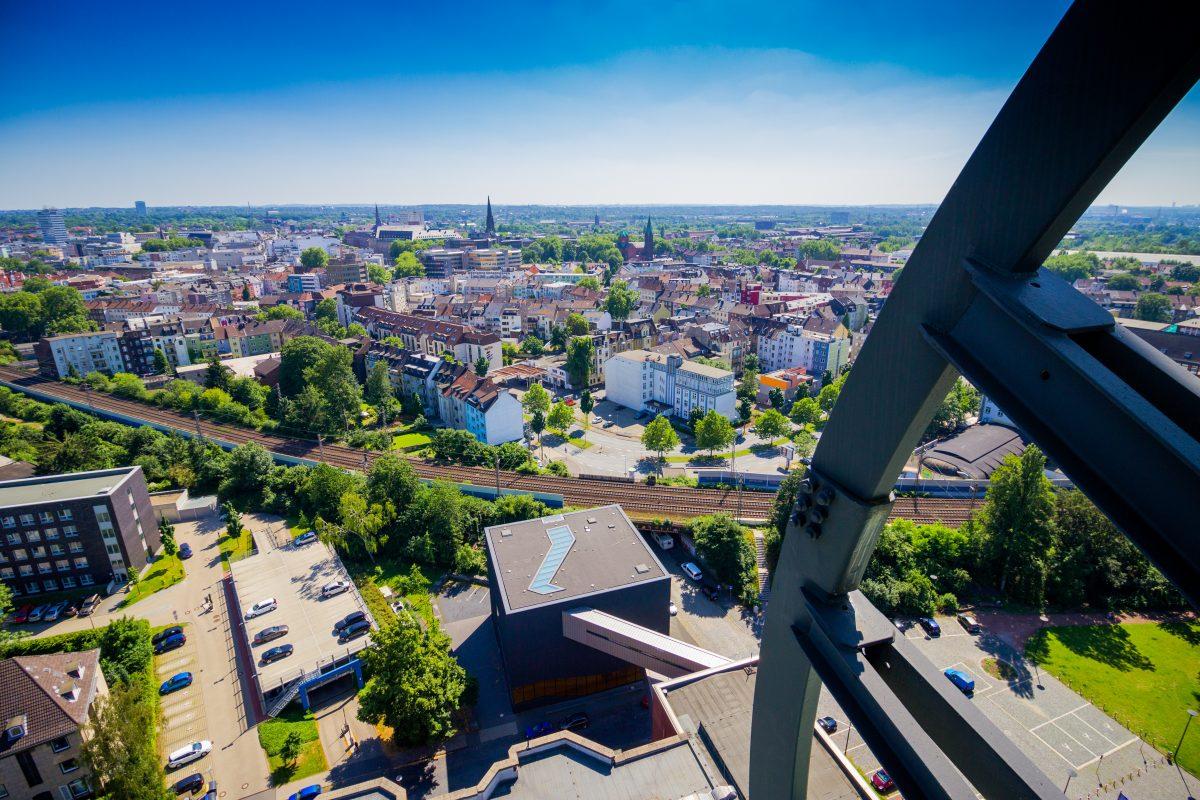 Bochum Mitte Stadtrundgang