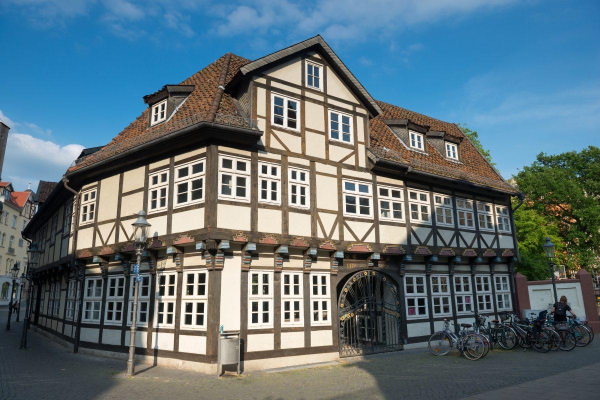Braunschweig Magniviertel Stadtrundgang