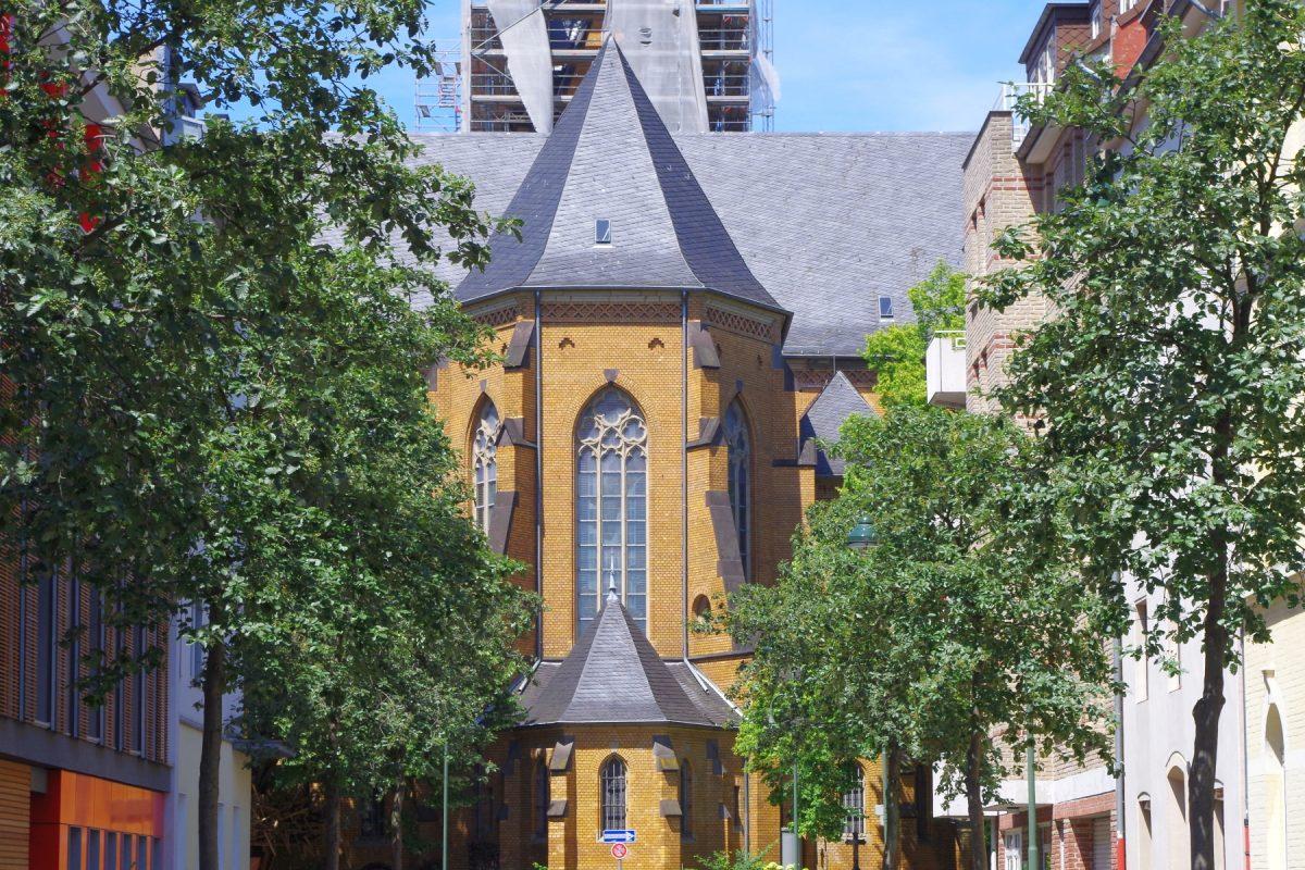 Düsseldorf Flingern Stadtrundgang