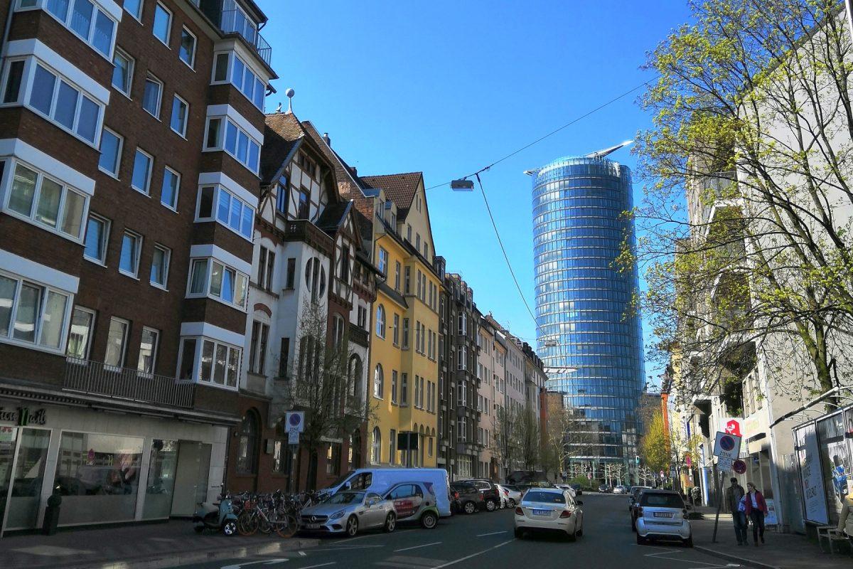 Düsseldorf Pempelfort Stadtrundgang