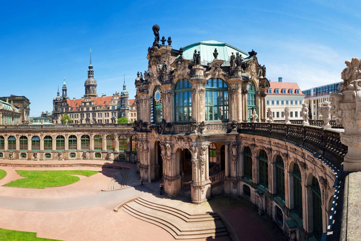 Dresden Altstadt Stadtrundgang