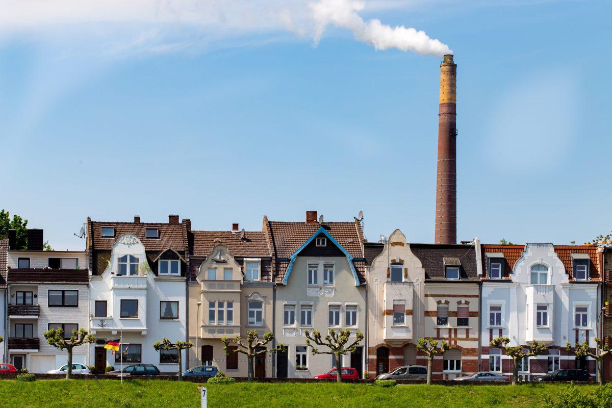 Duisburg Dellviertel Stadtrundgang