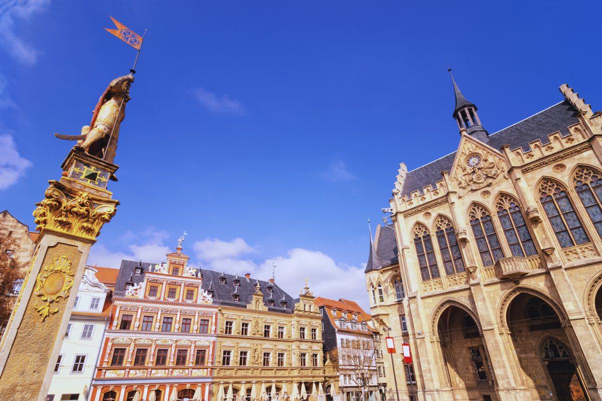 Erfurt Altstadt Stadtrundgang