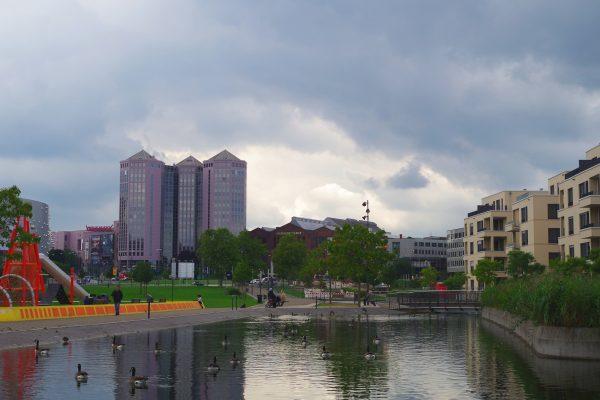 Essen Essen City Nord-Tour