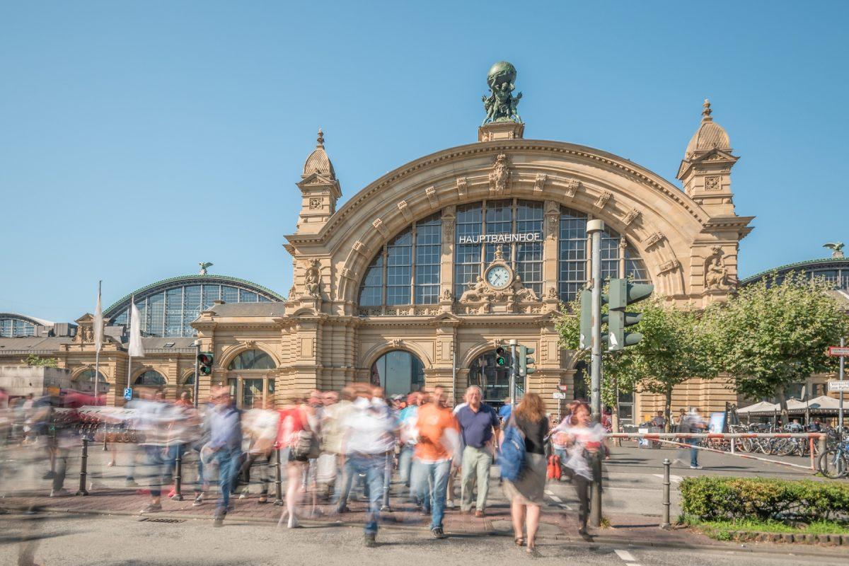 Frankfurt Bahnhofsviertel Stadtrundgang