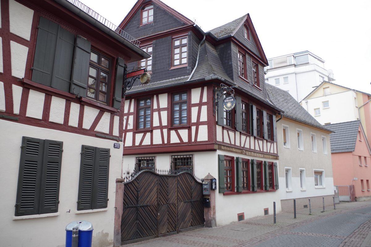 Frankfurt Bornheim Stadtrundgang