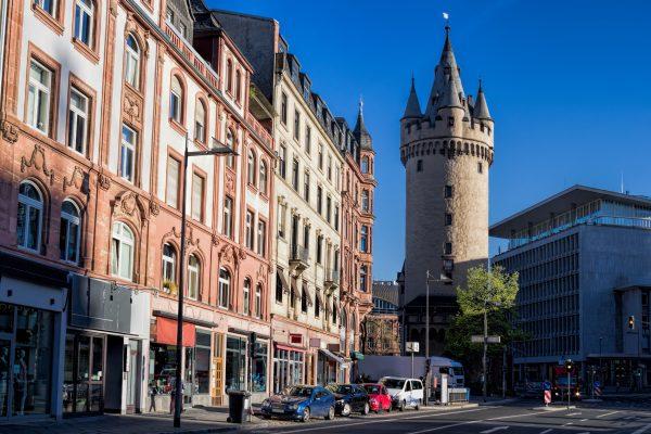 Frankfurt Frankfurt Holzhausen-Tour