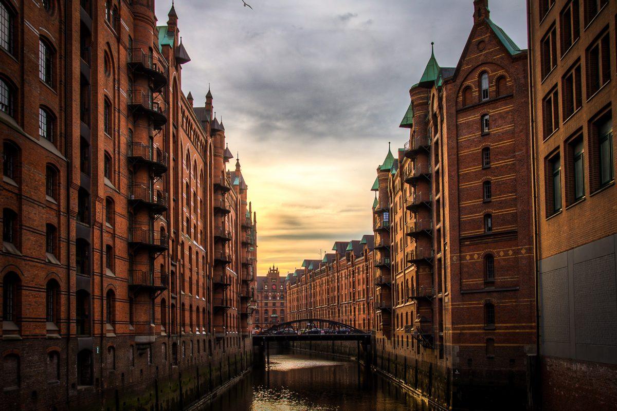 Hamburg Hafencity Speicherstadt Stadtrundgang