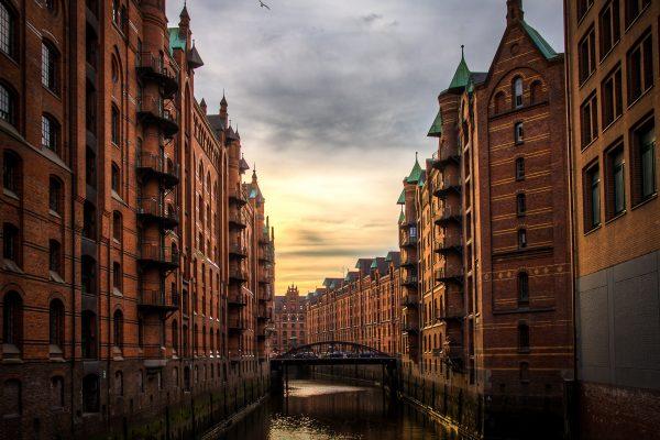 Hamburg Hamburg HafenCity / Speicherstadt-Tour