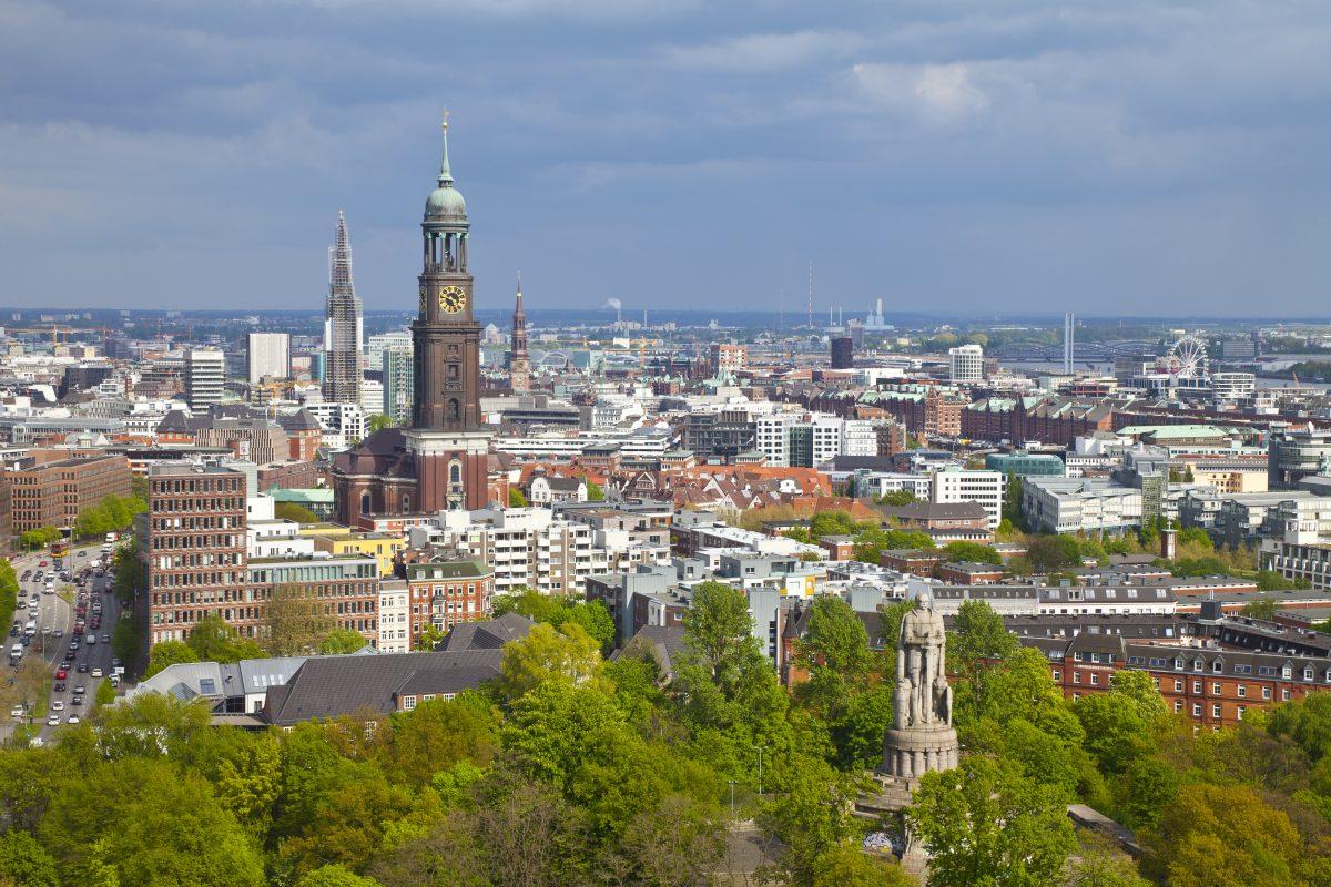 Hamburg Neustadt Stadtrundgang