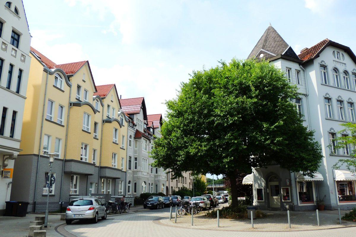 Hannover Döhren Stadtrundgang