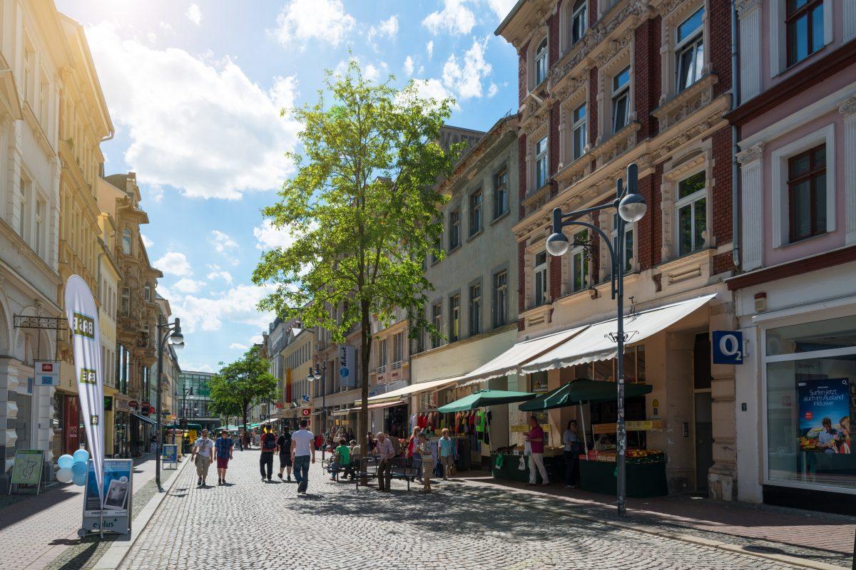 Hannover List Stadtrundgang