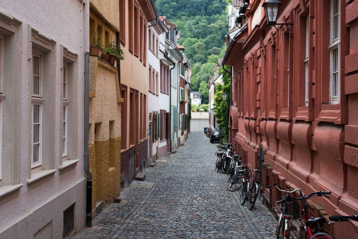 Heidelberg Neuenheim Stadtrundgang