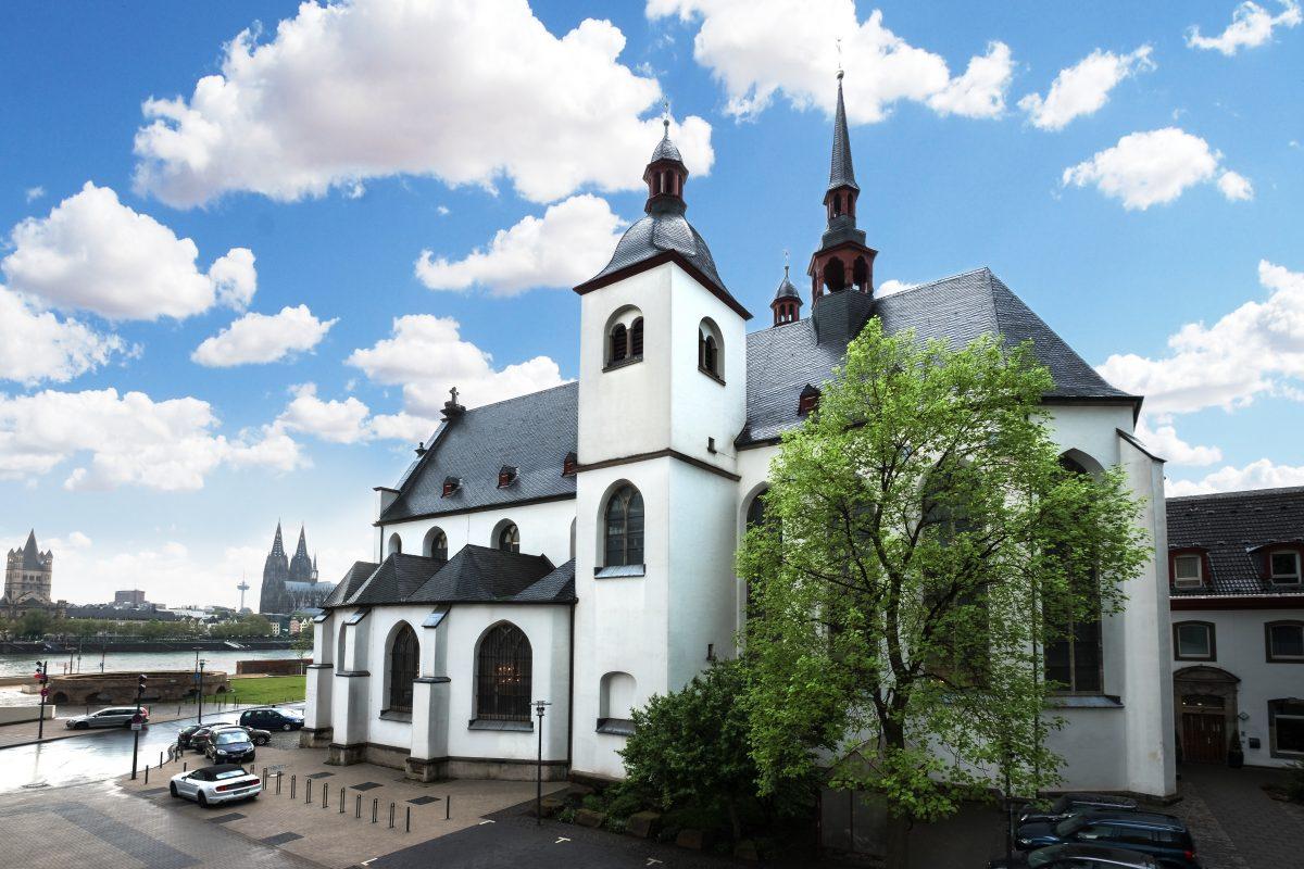 Köln Deutz Stadtrundgang