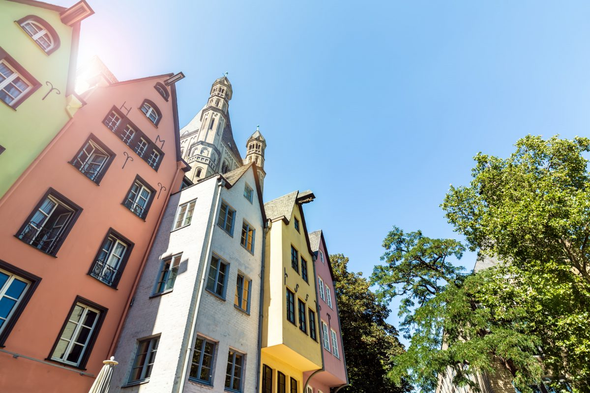 Köln Südstadt Stadtrundgang