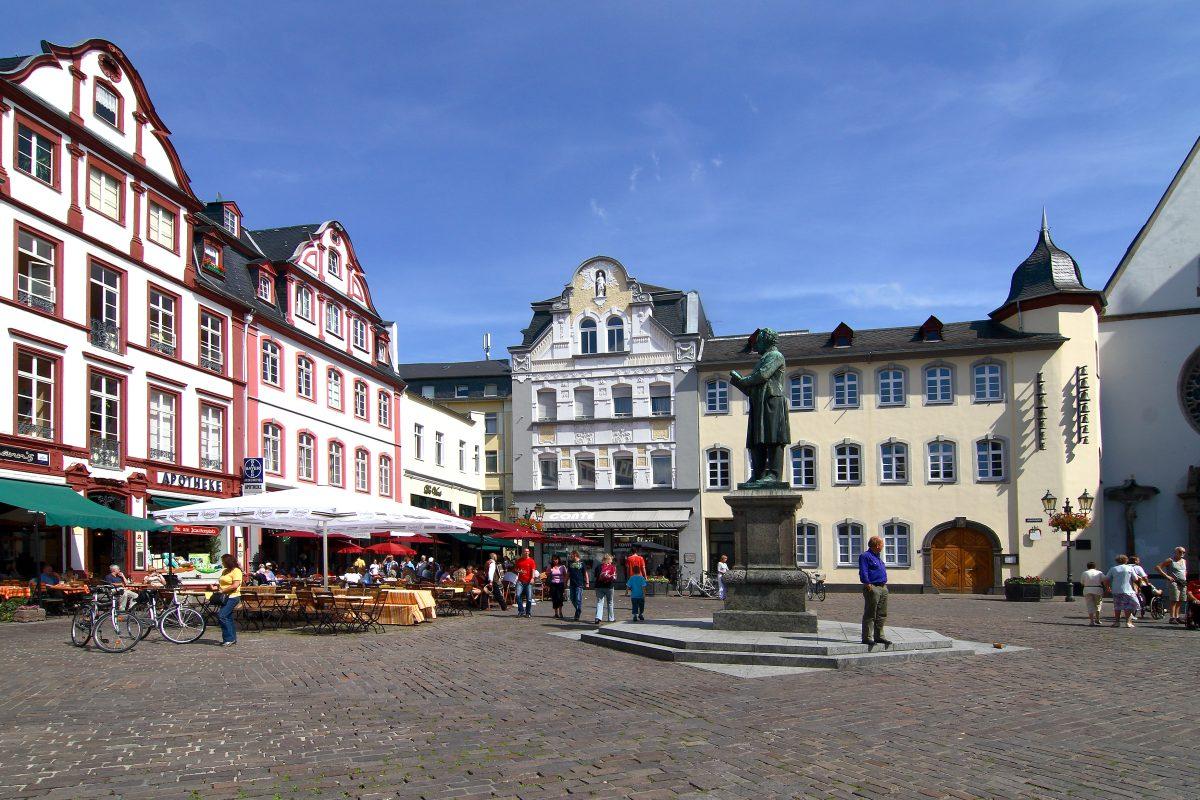 Koblenz Altstadt Stadtrundgang