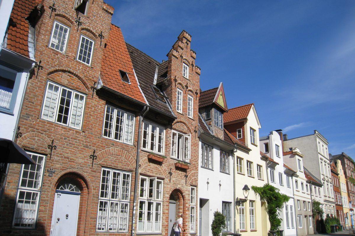Lübeck Altstadt Stadtrundgang
